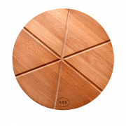 Разделочная доска для пиццы «Итерия», 25х1,5