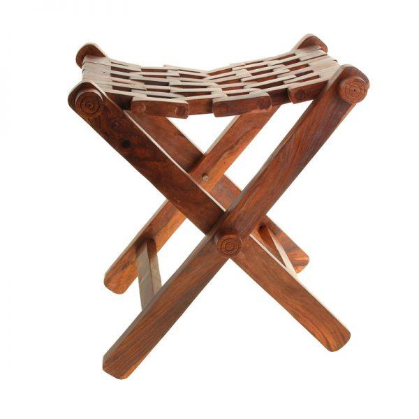 Подставка под сумку деревянная